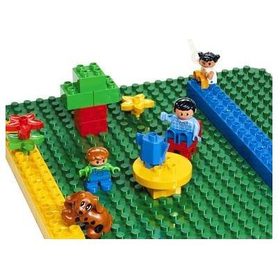 lego duplo 2304 groe bauplatte grn 0 0. Black Bedroom Furniture Sets. Home Design Ideas